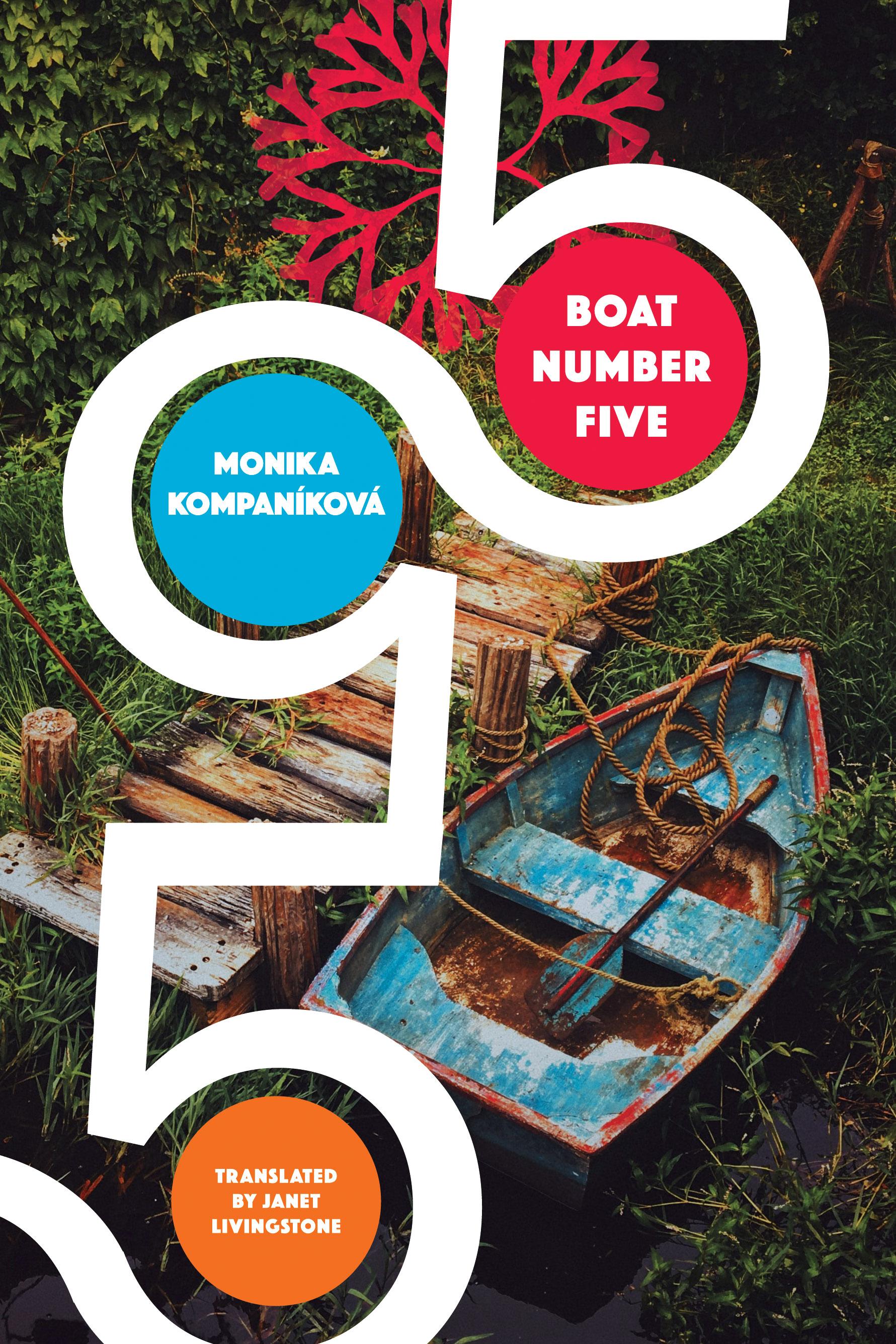 Boat Number Five by Monika Kompaníková   Seagull Books