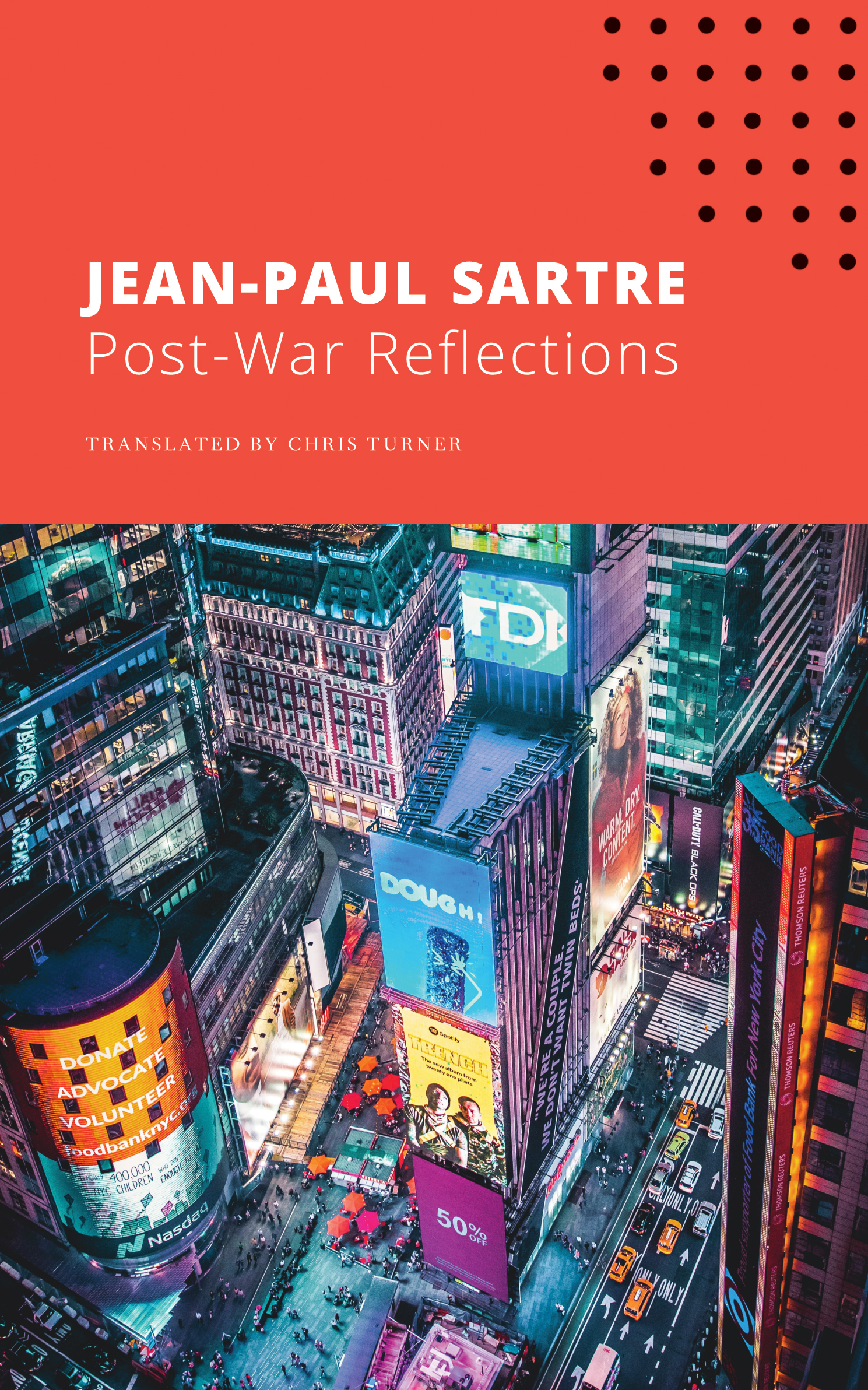 Post-War Reflections by Jean-Paul Sartre | Seagull Books