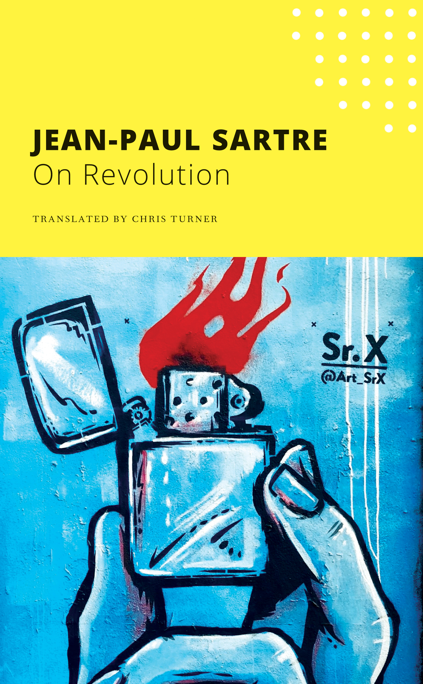 On Revolution by Jean-Paul Sartre | Seagull Books