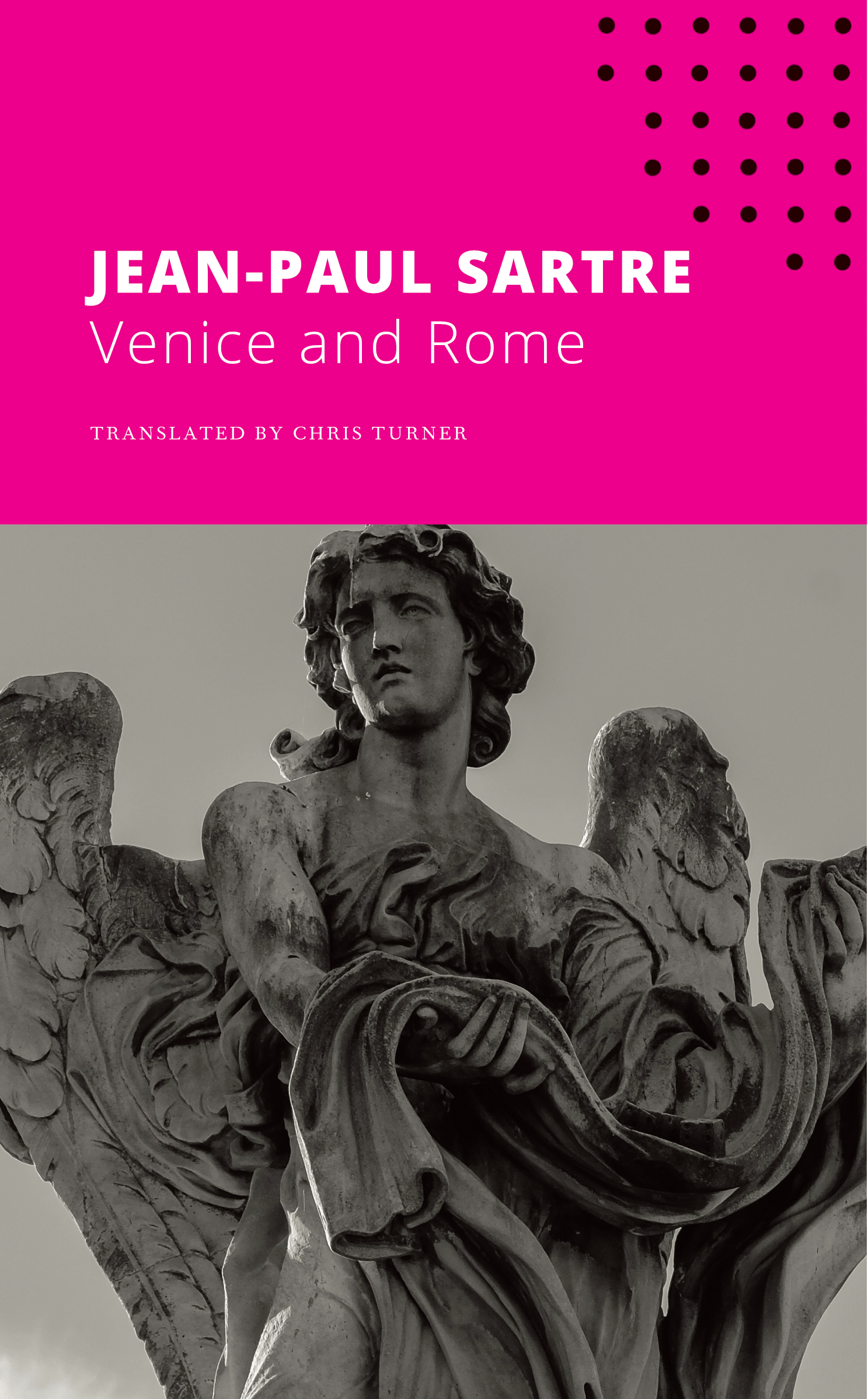 Venice and Rome by Jean-Paul Sartre | Seagull Books