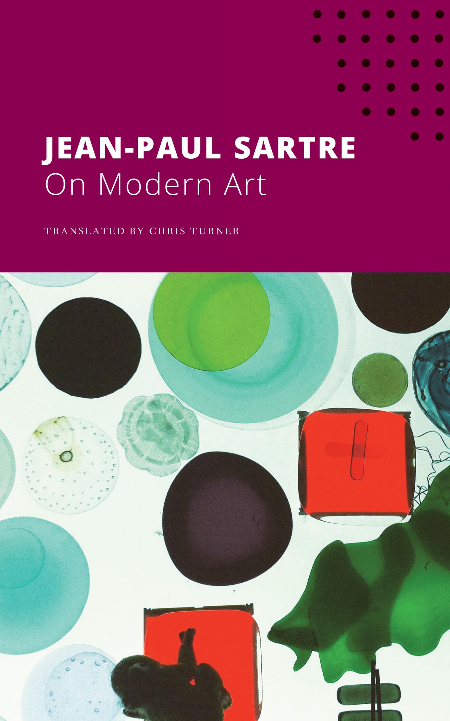 On Modern Art by Jean-Paul Sartre | Seagull Books