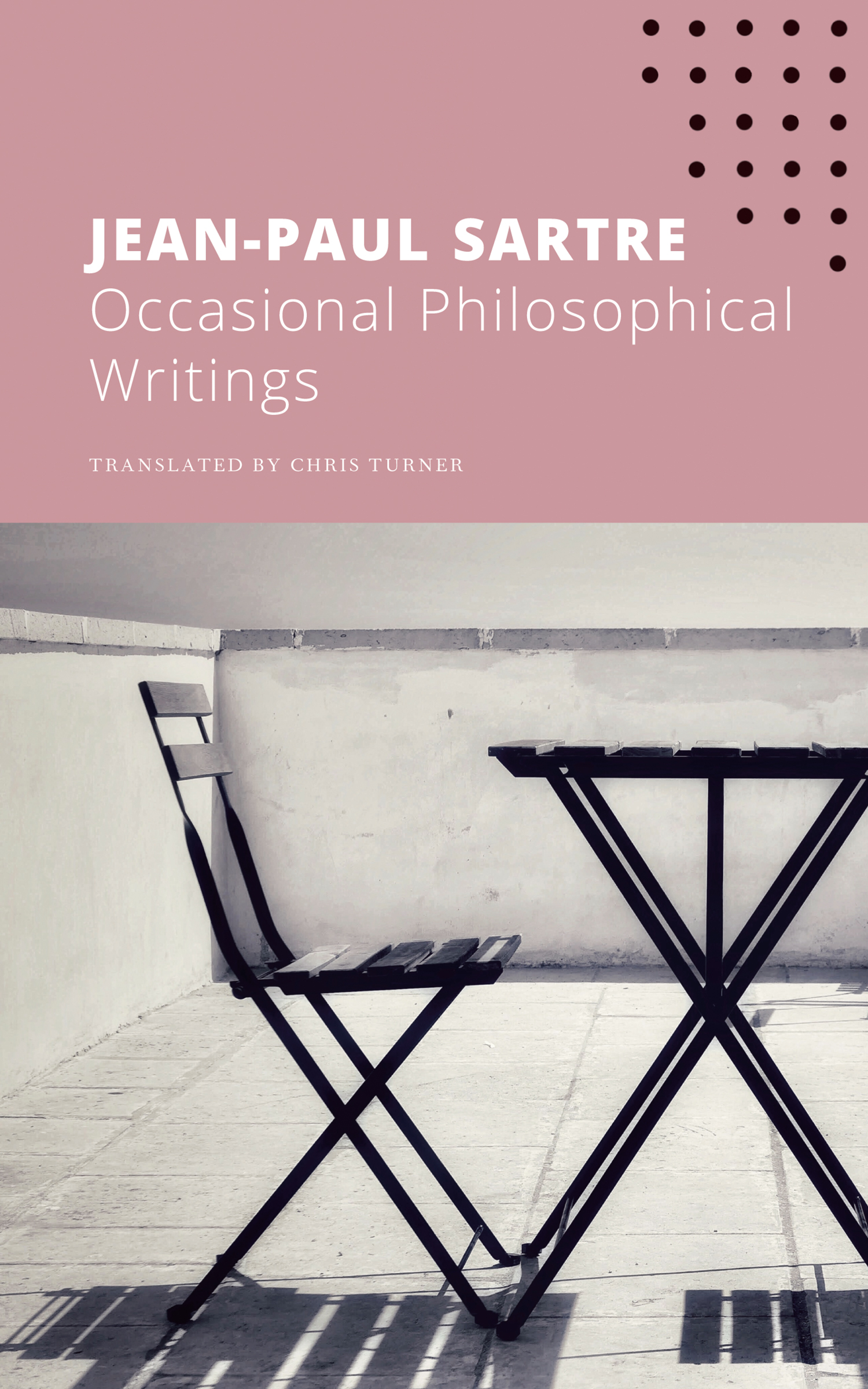 Occasional Writings on Philosophy by Jean-Paul Sartre   Seagull Books