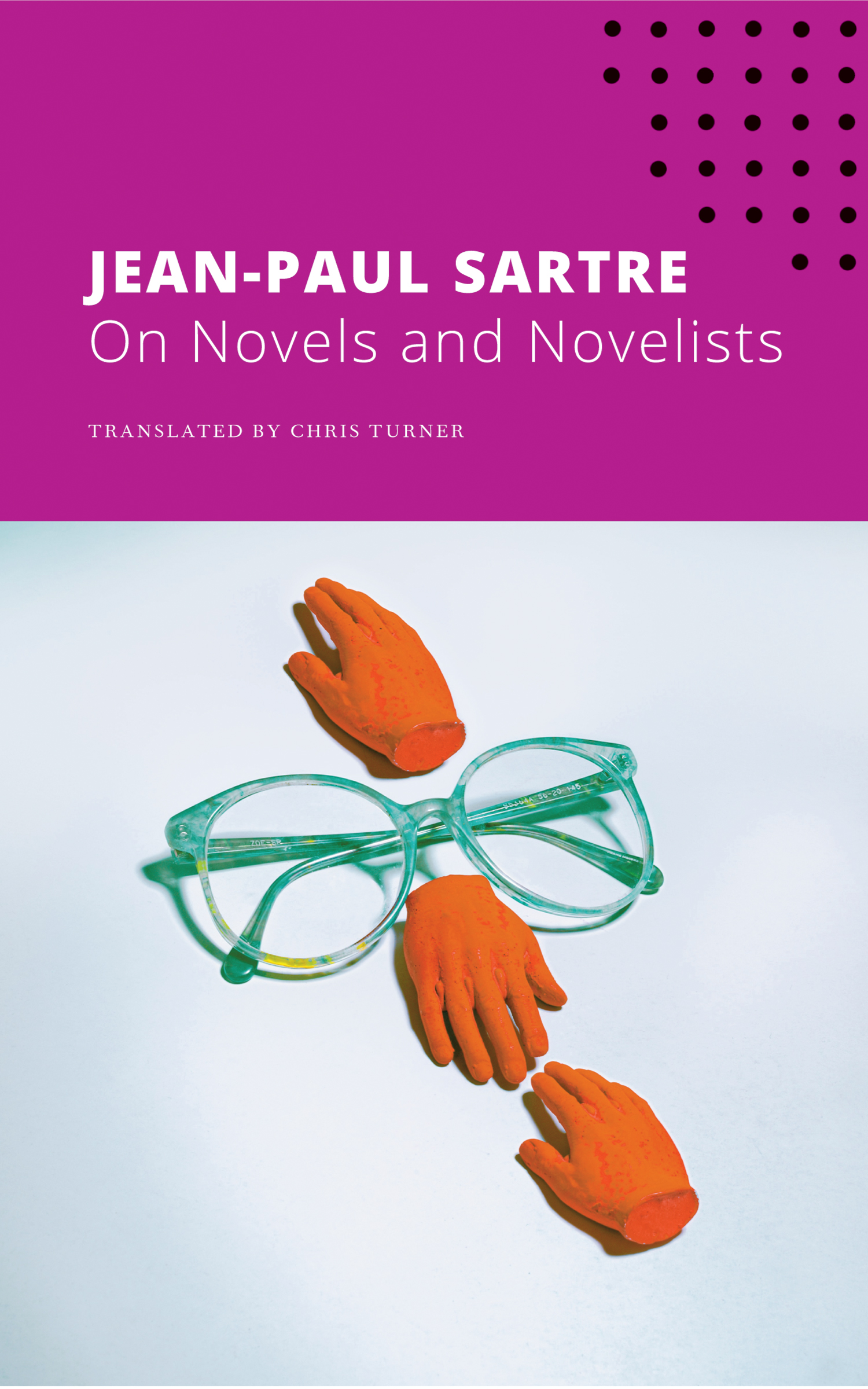 On Novels and Novelists by Jean-Paul Sartre   Seagull Books