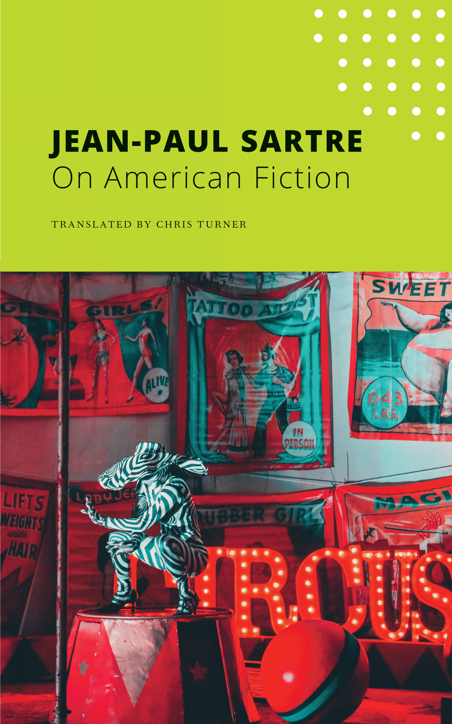 On American Fiction by Jean-Paul Sartre | Seagull Books