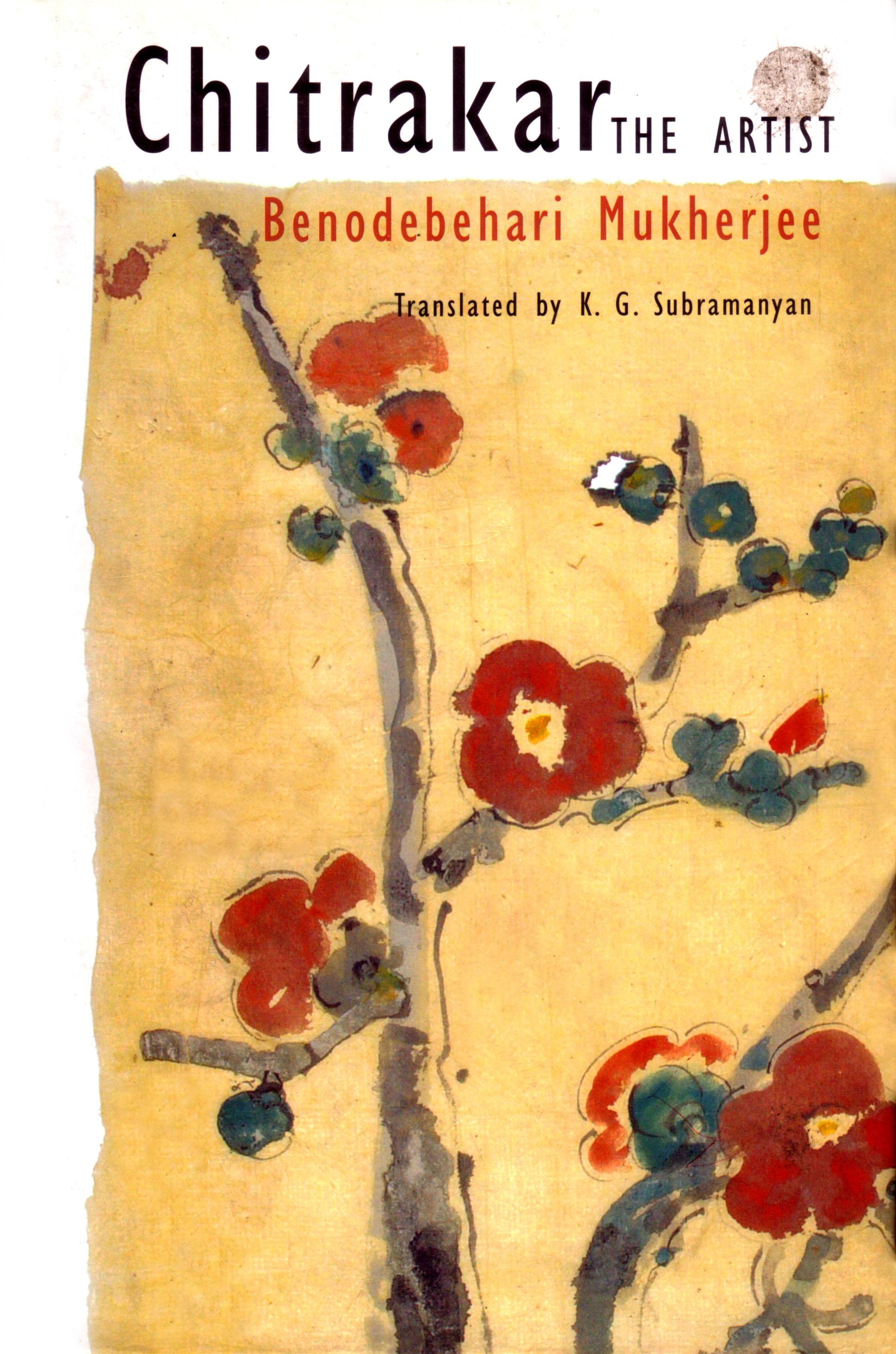 Chitrakar by Benodebehari Mukherjee   Seagull Books