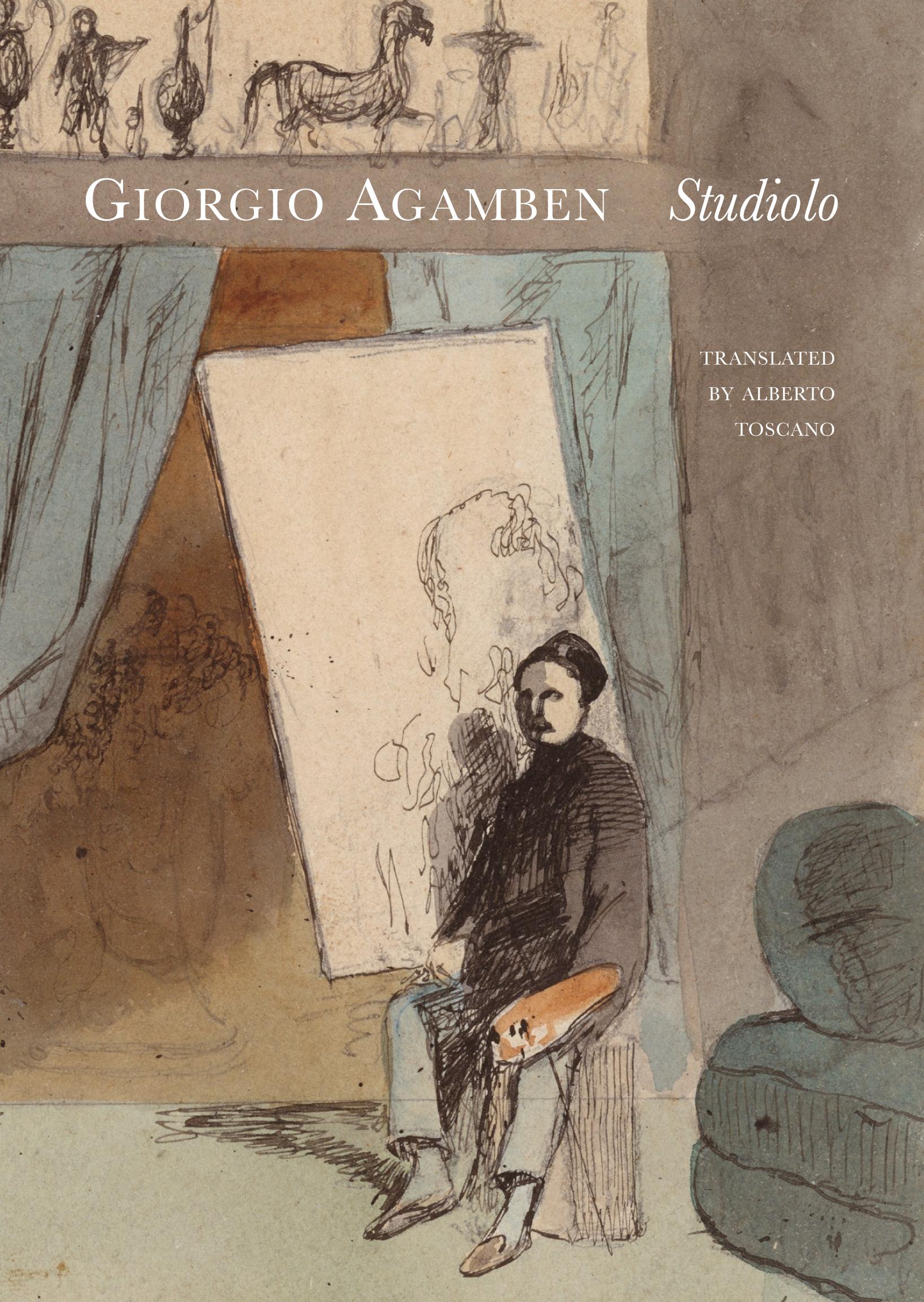 Studiolo by Giorgio Agamben   Seagull Books
