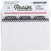 Recipe Cards Dividers, 4 x 6, Set of 24