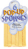 Bay Mill Pop-Up Sponge Sticks, Set of 6