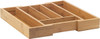 Helen's Asian Kitchen Bamboo Silverware Tray