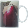 HIC Three Pears Mugs, Set of 4