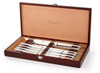 Wusthof Trident Stainless Ten Piece Steak Knife and Carving Set