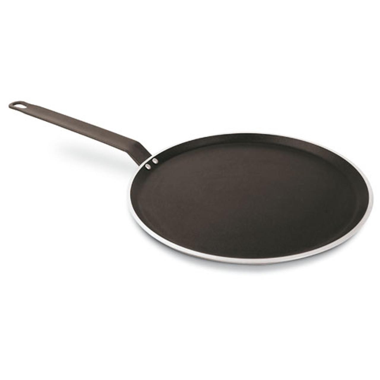 "Non Stick Crepe Pan, DIA 11 7/8"" X H 5/8"", 1.8 LBS"