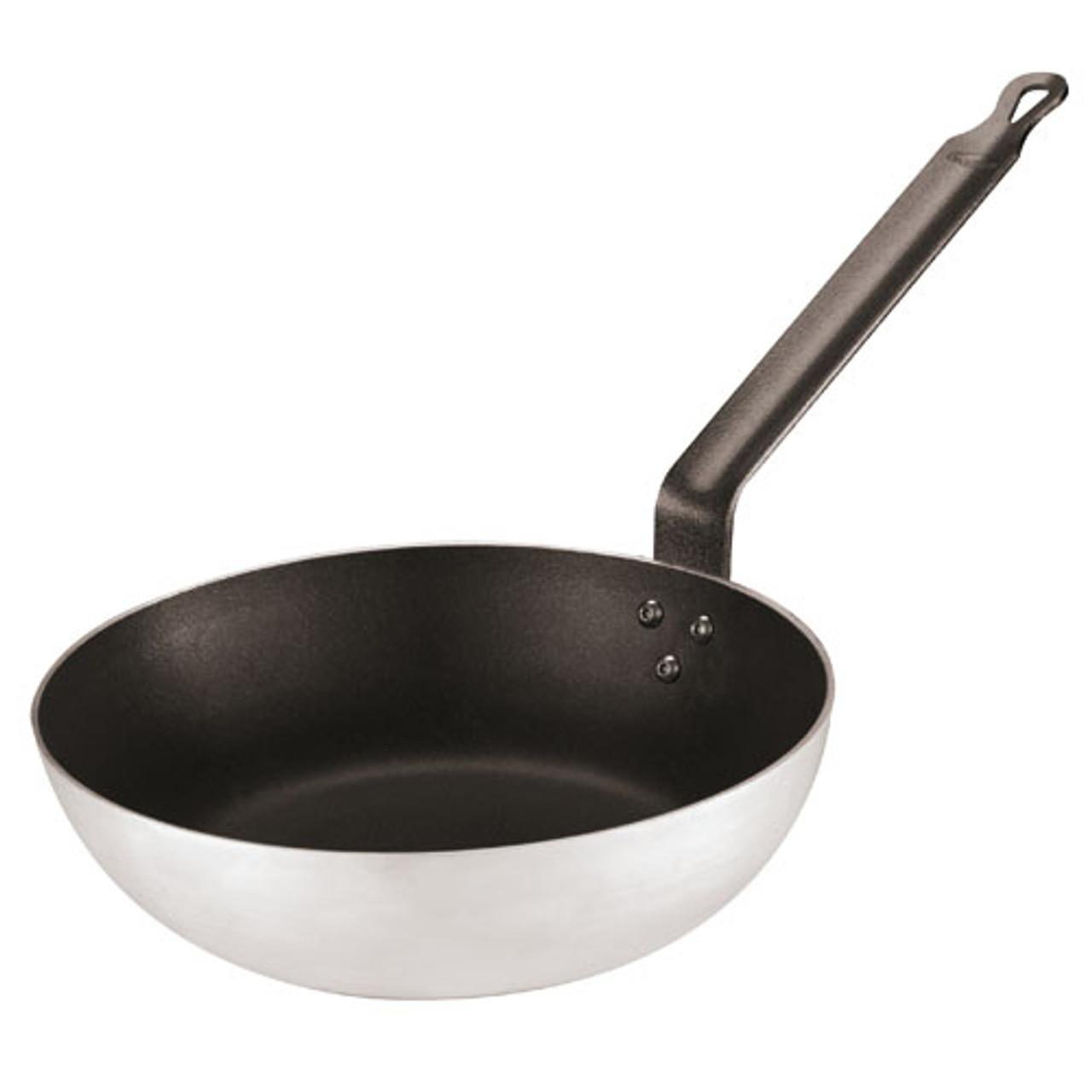 12 1/2 Non-stick Splayed Sauté Pan , L 12.5 x W 12.5 x H 4.375