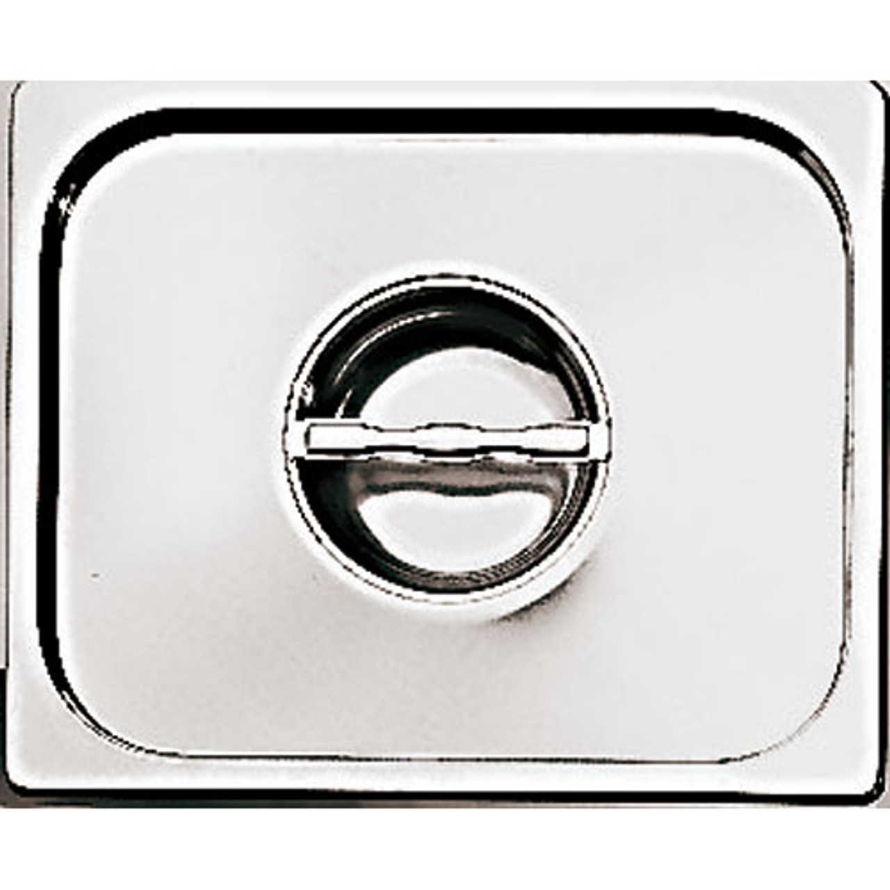 """Hotel Pan S/S Hotel Pan 1/6 Std Cover, L7""""XW6 1/4"""""""