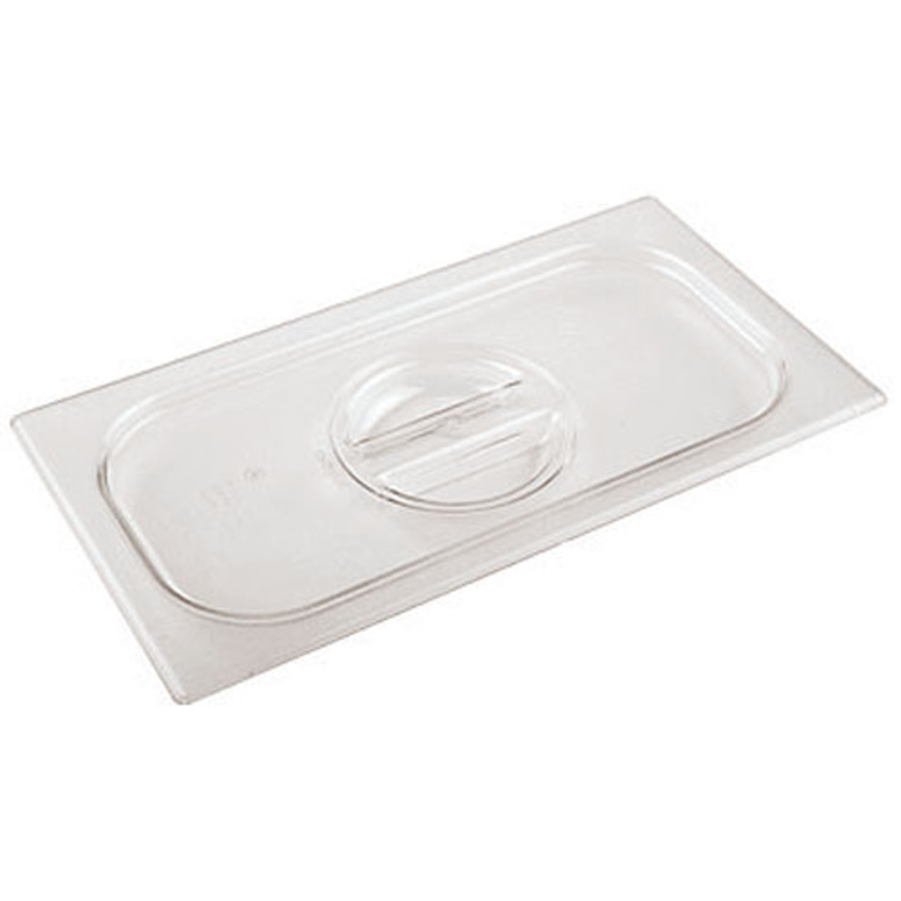 Hotel Pan 1/2  Cover, Polycarb.,