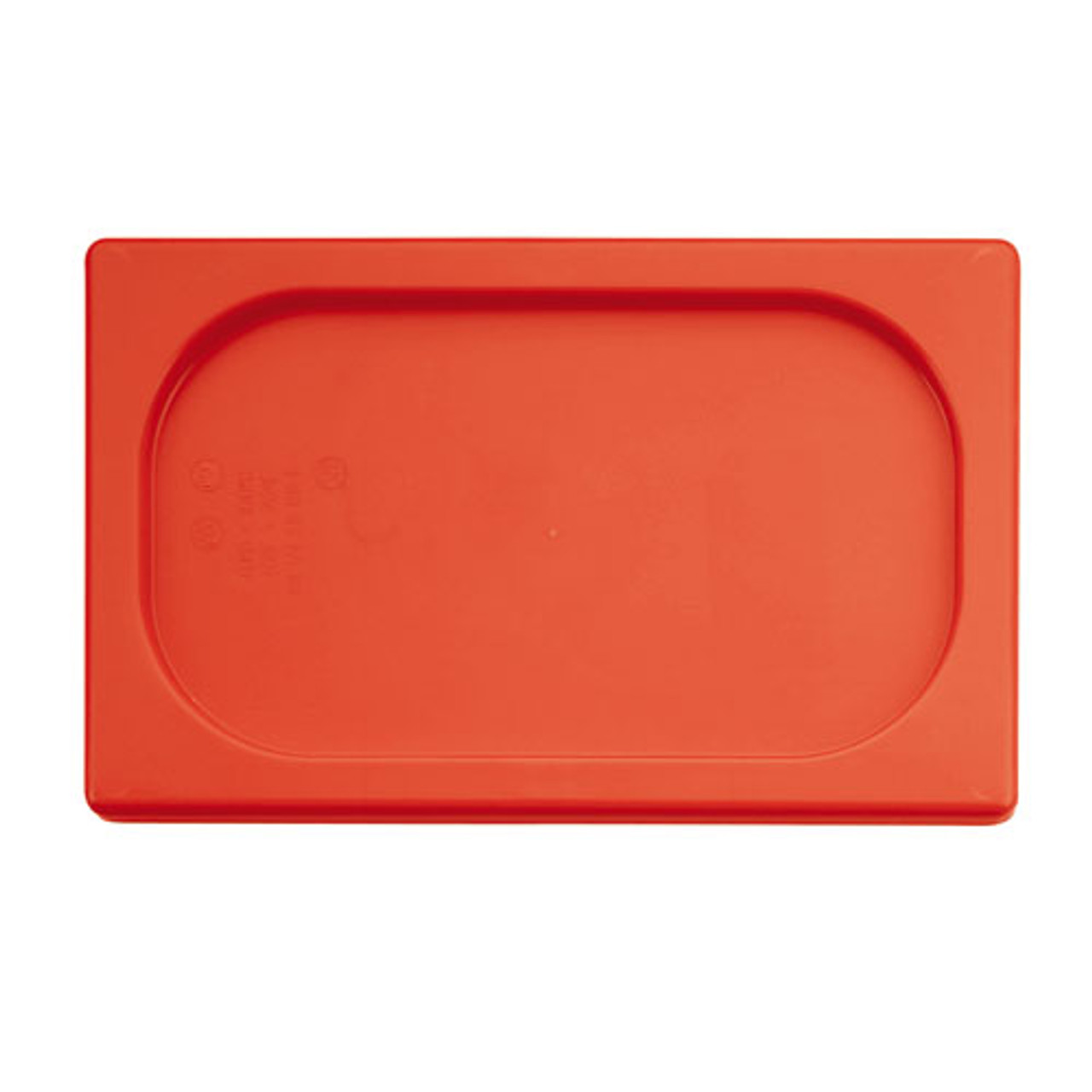 """Polyprop.  1/1  Cover Red, L 20 7/8"""" X W 12 3/4"""""""