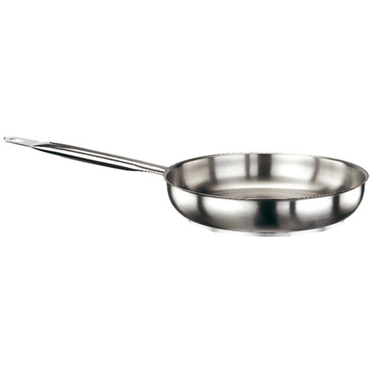 "Frying Pan, S/S R, DIA 11"" X H 2 1/8"""