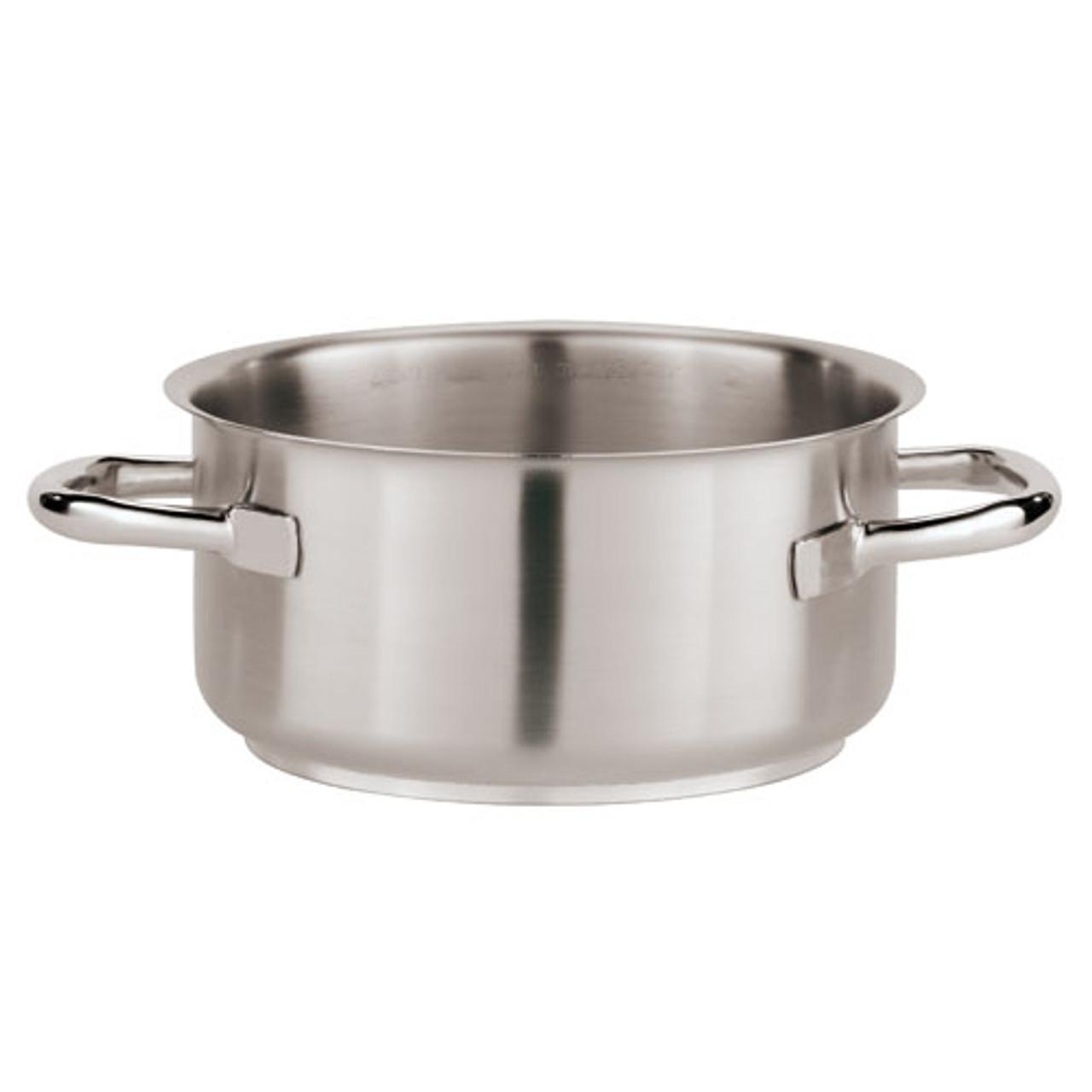 1 5/8 Quart Stew Pot, L 6.25 x W 6.25 x H 3.125