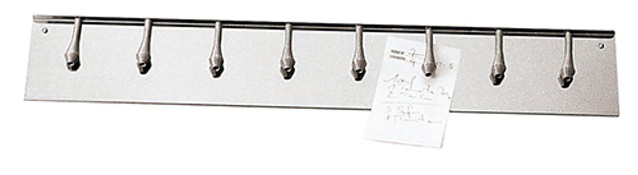 Order Holder, Stainless Steel