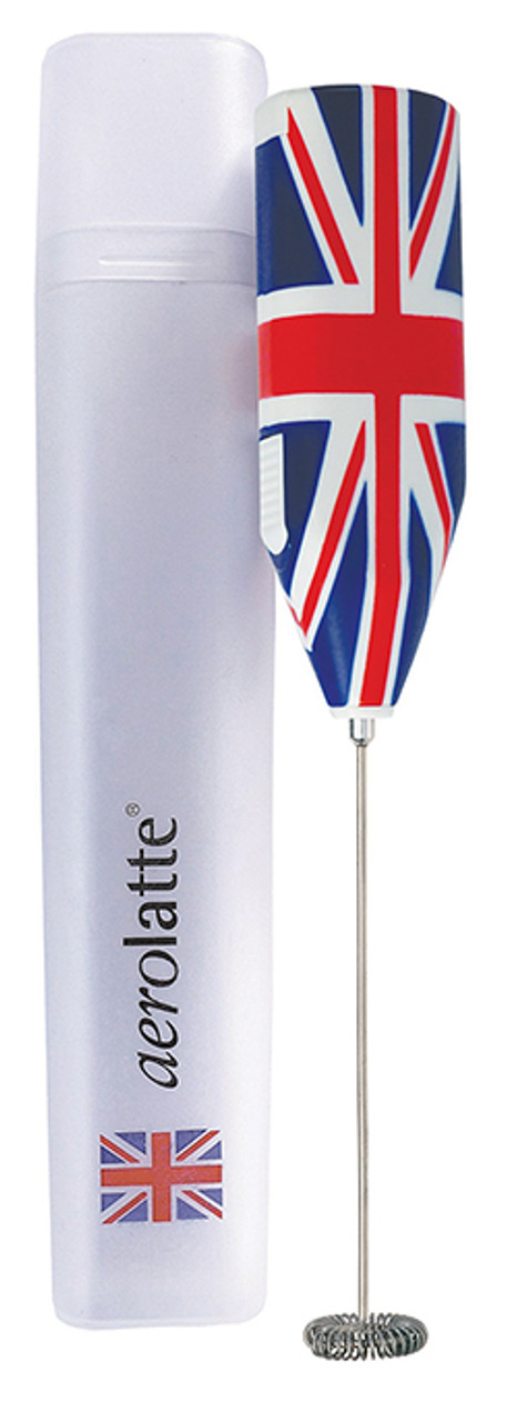 Aerolatte Union Jack Milk Frother