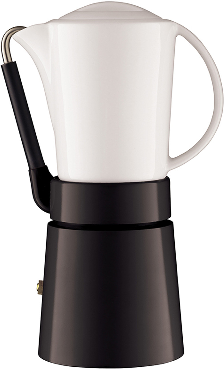 Aerolatte Cafe Porcellana Espresso, Black