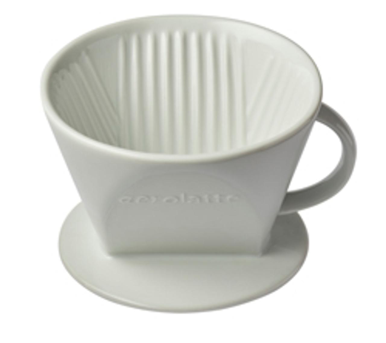 Aerolatte Ceramic Coffee Filter Cone, 4 Cup