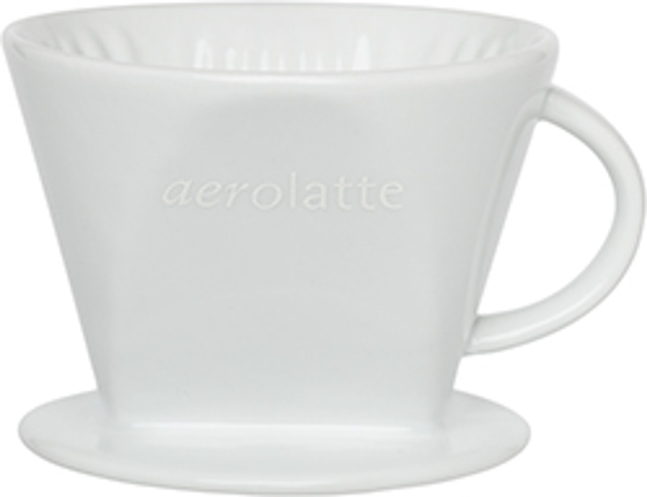 Aerolatte Ceramic Coffee Filter Cone, 2 Cup