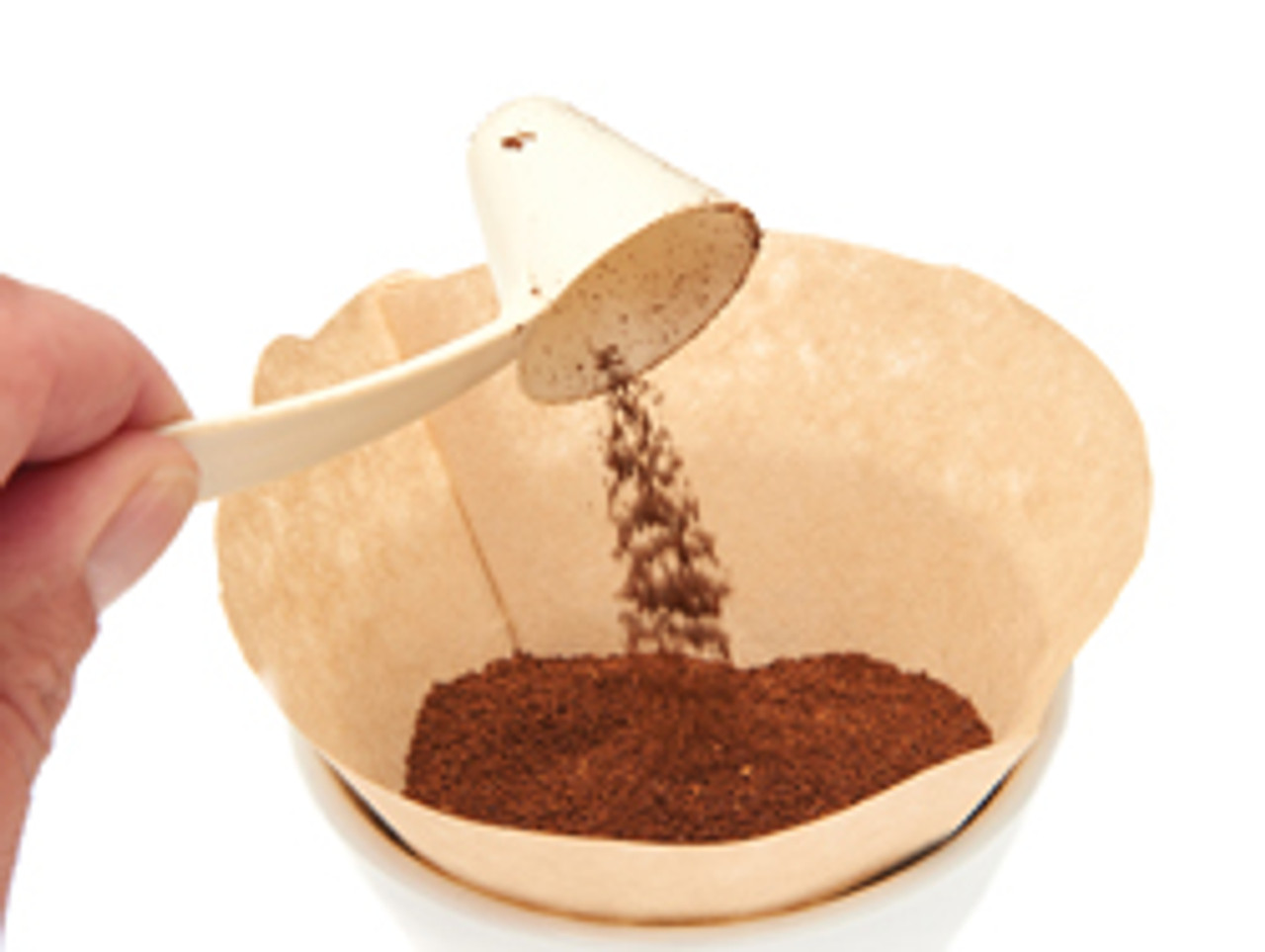 Beyond Gourmet Unbleached Coffee Filter #2