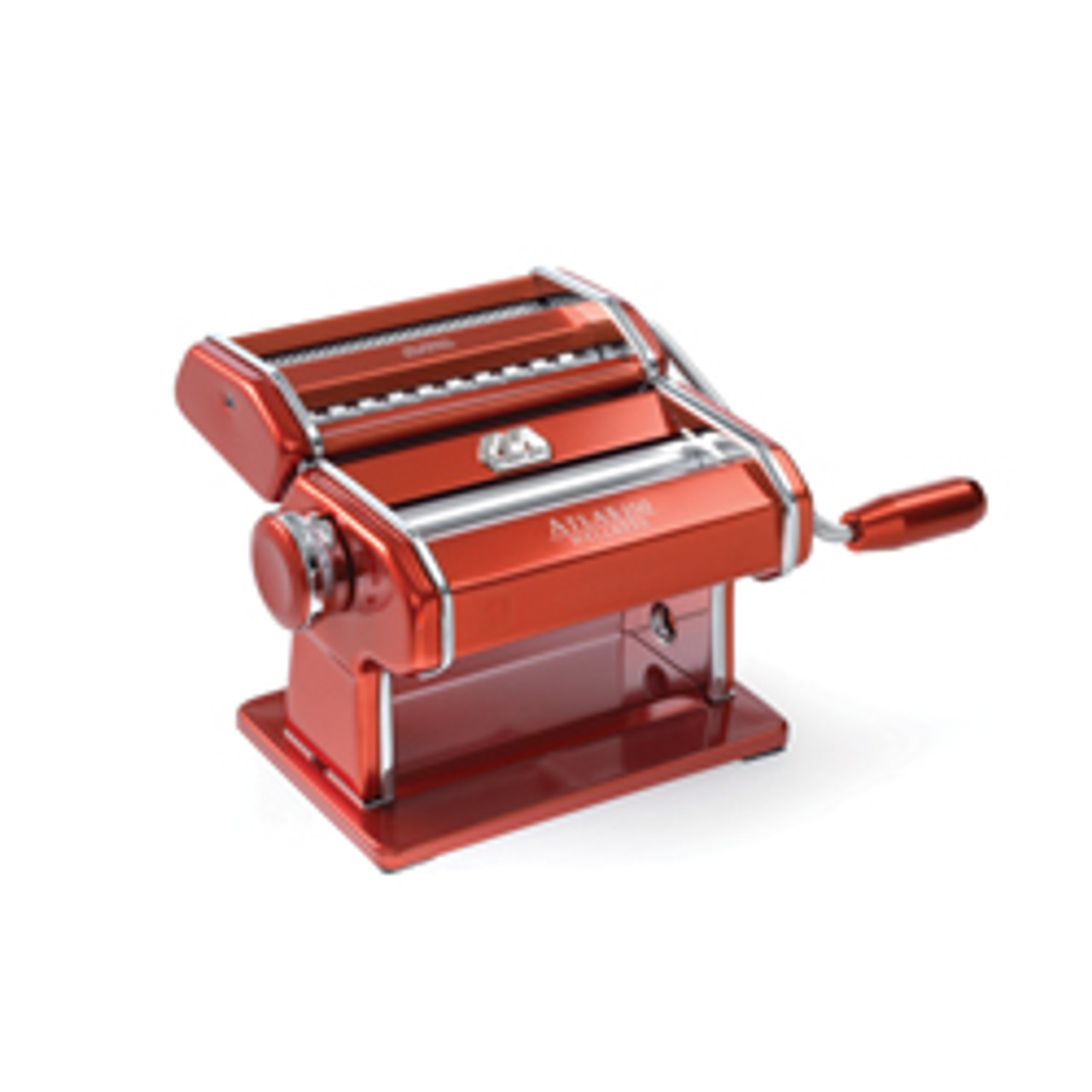 Marcato Atlas Pasta Machine, Red