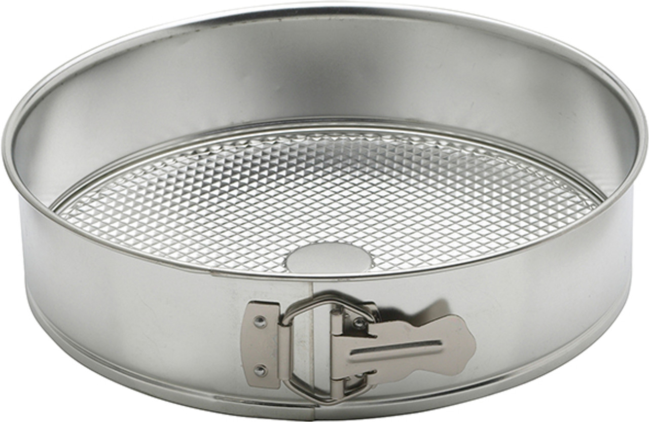 Mrs Anderson's Baking Waffle Bottom Springform Pan, 10in