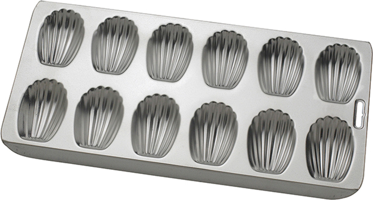 Mrs Anderson's Baking Madeleine Pan, 12 Cup