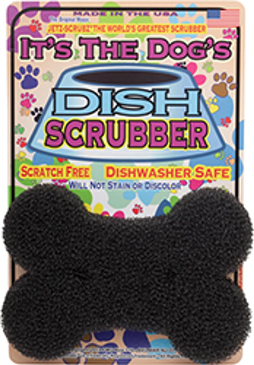 Jetz Scrubz Dog Scrubber