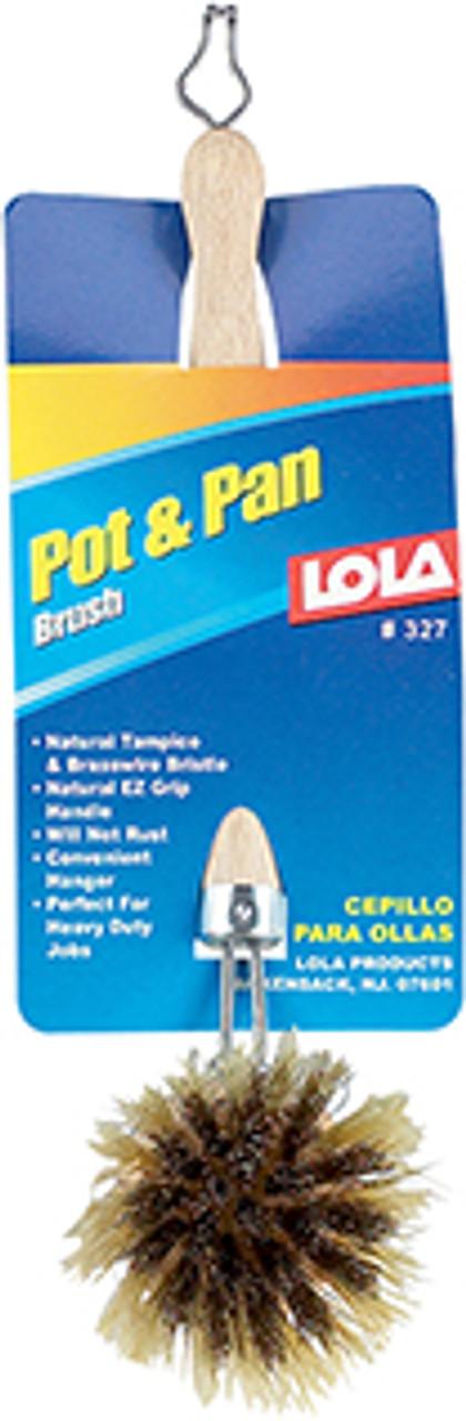 Lola Pot and Pan Brush