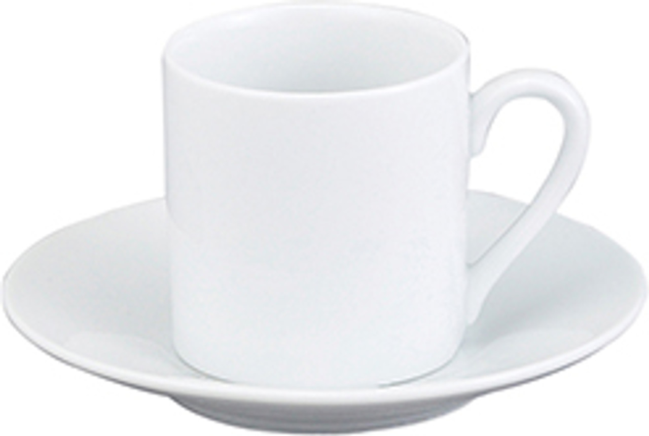 HIC Demi Cup and Saucer, Set of 4