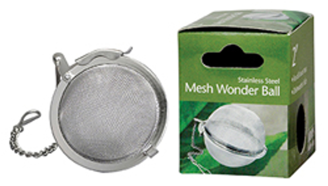 HIC Mesh Ball Tea Infuser, 2in