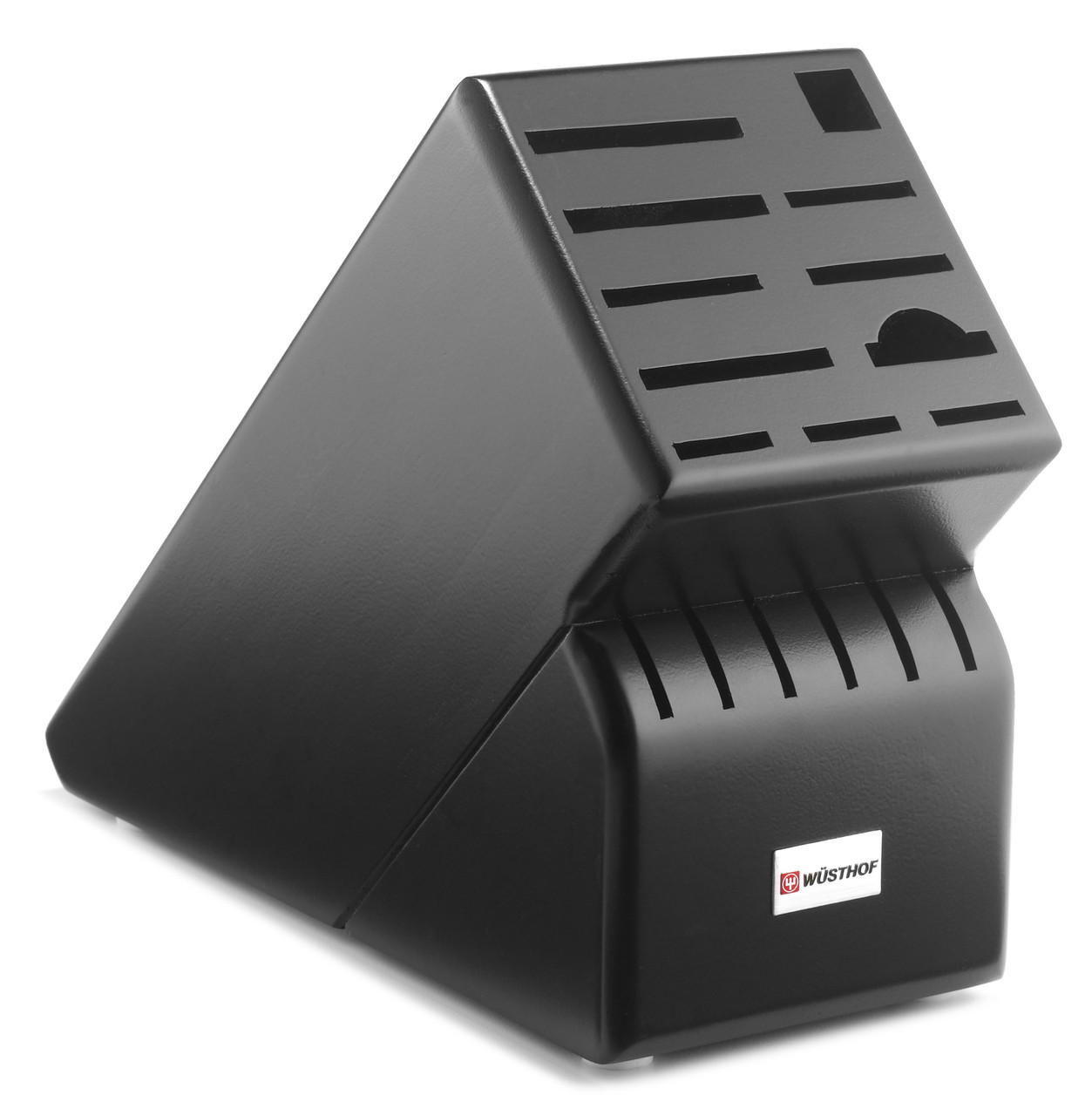 Wusthof Trident 17-Slot Black Block