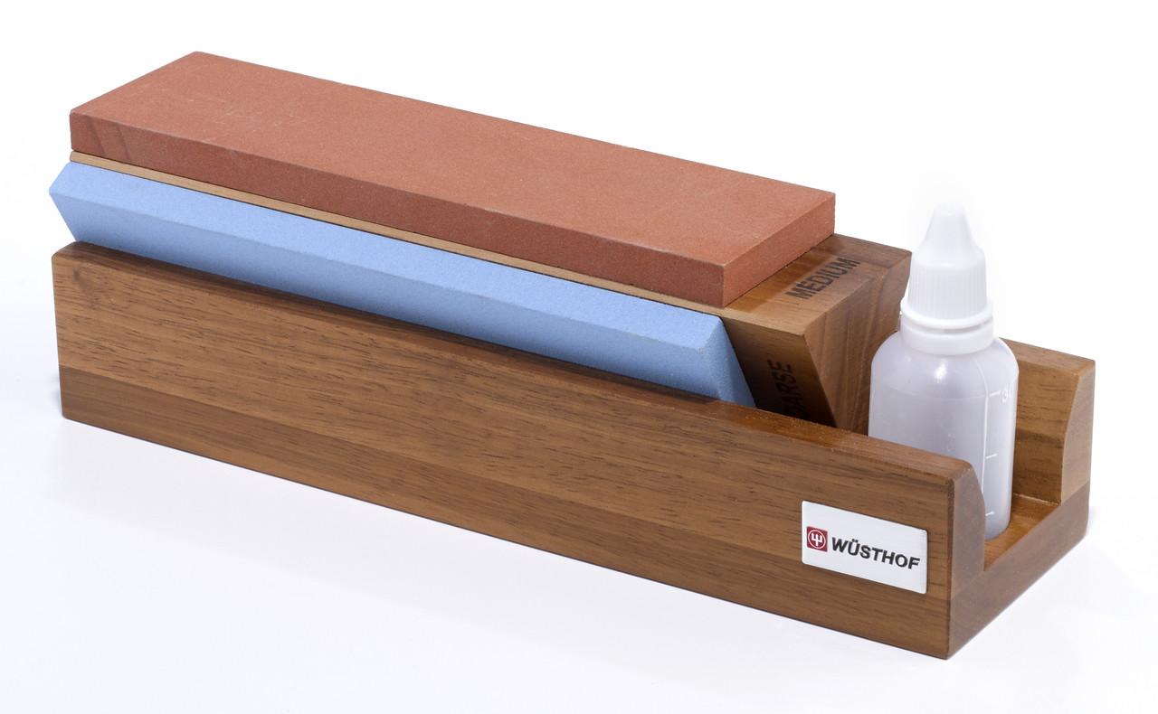 Wusthof Trident Tri-Stone Sharpener