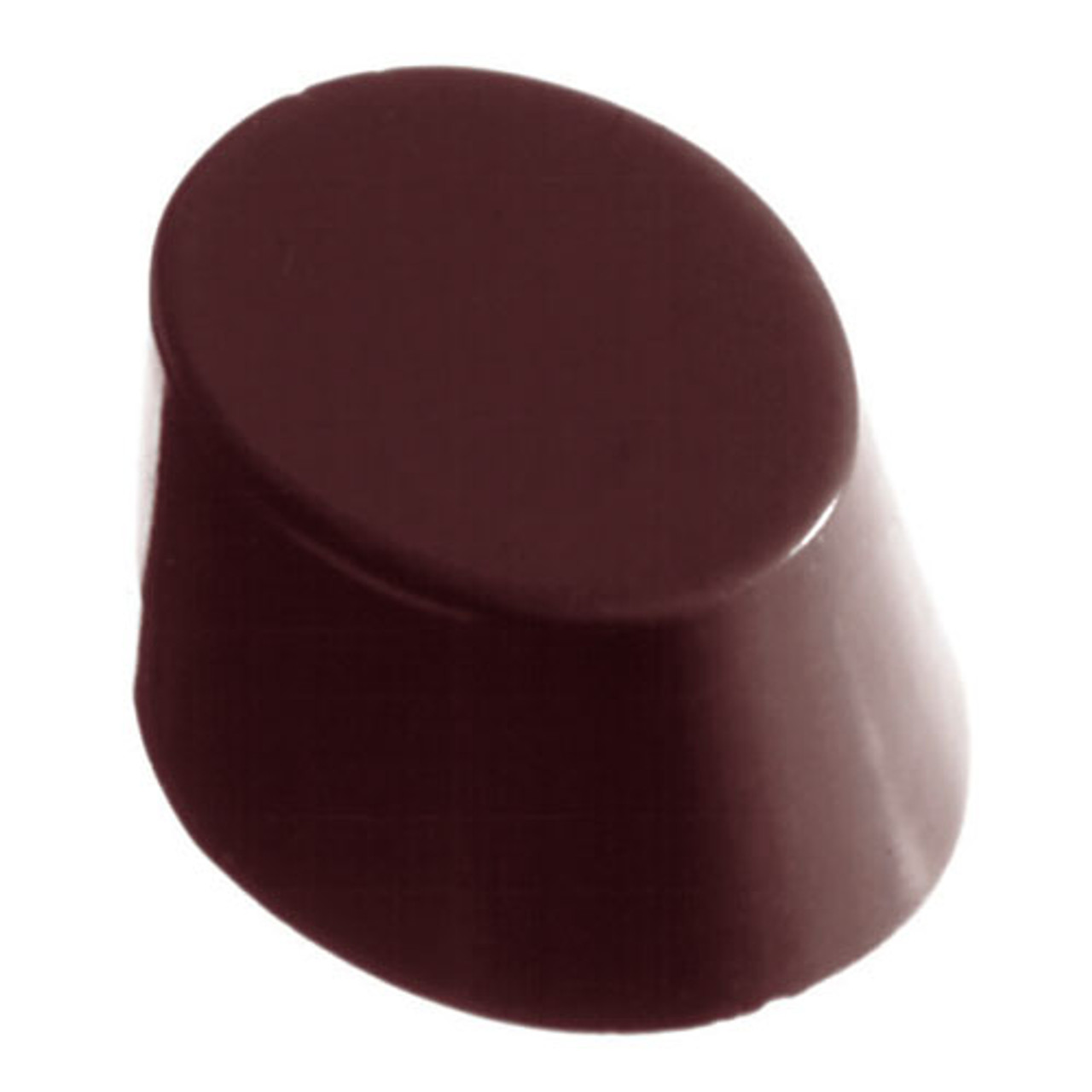 "Chocolate Mold, L 1 1/2"" X W 1 1/8"" X H 3/4"""