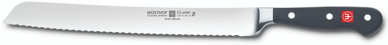 Wusthof Trident 10in Bread Knife
