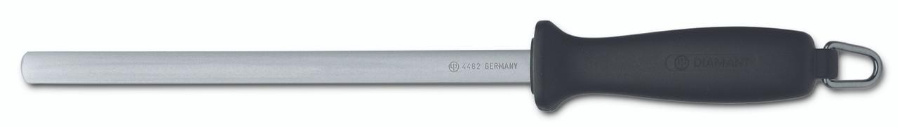 Wusthof Trident 9in Diamond Steel Sharpener, Narrow, Fine