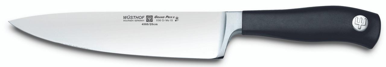 Wusthof Trident 8in Cook's Grand Prix II Knife