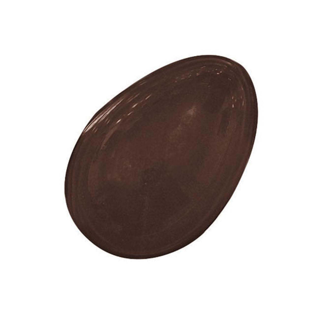"Chocolate Mold, Egg, L 8 5/8"" X W 6 1/4"" X H 3 1/8"