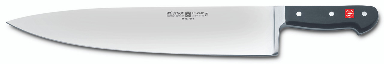 Wusthof Trident 14in Heavy Cook's Knife