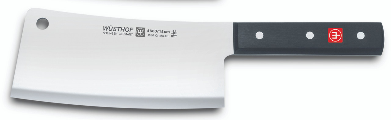 Wusthof Trident 7in Cleaver