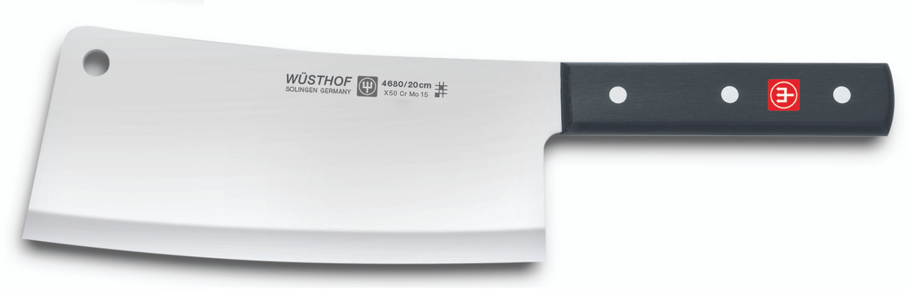 Wusthof Trident 8in Cleaver