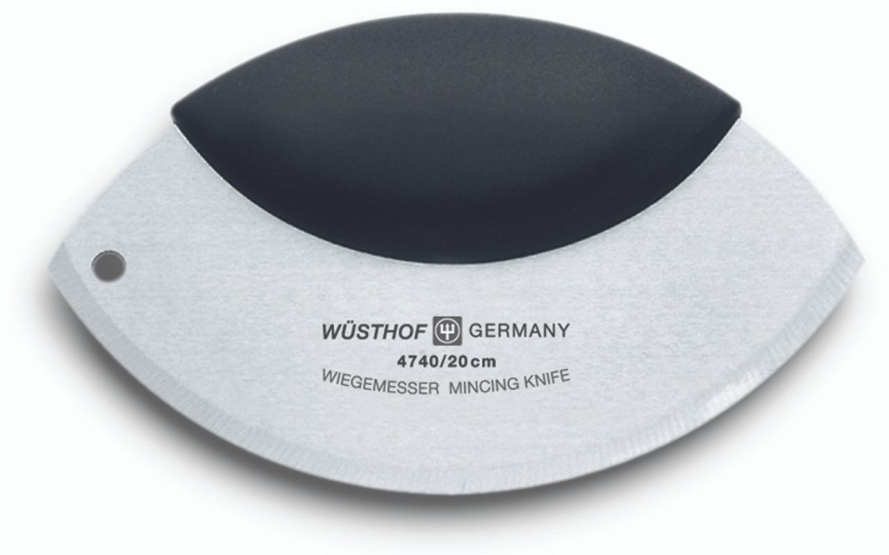 Wusthof Trident 8in Mezzaluna