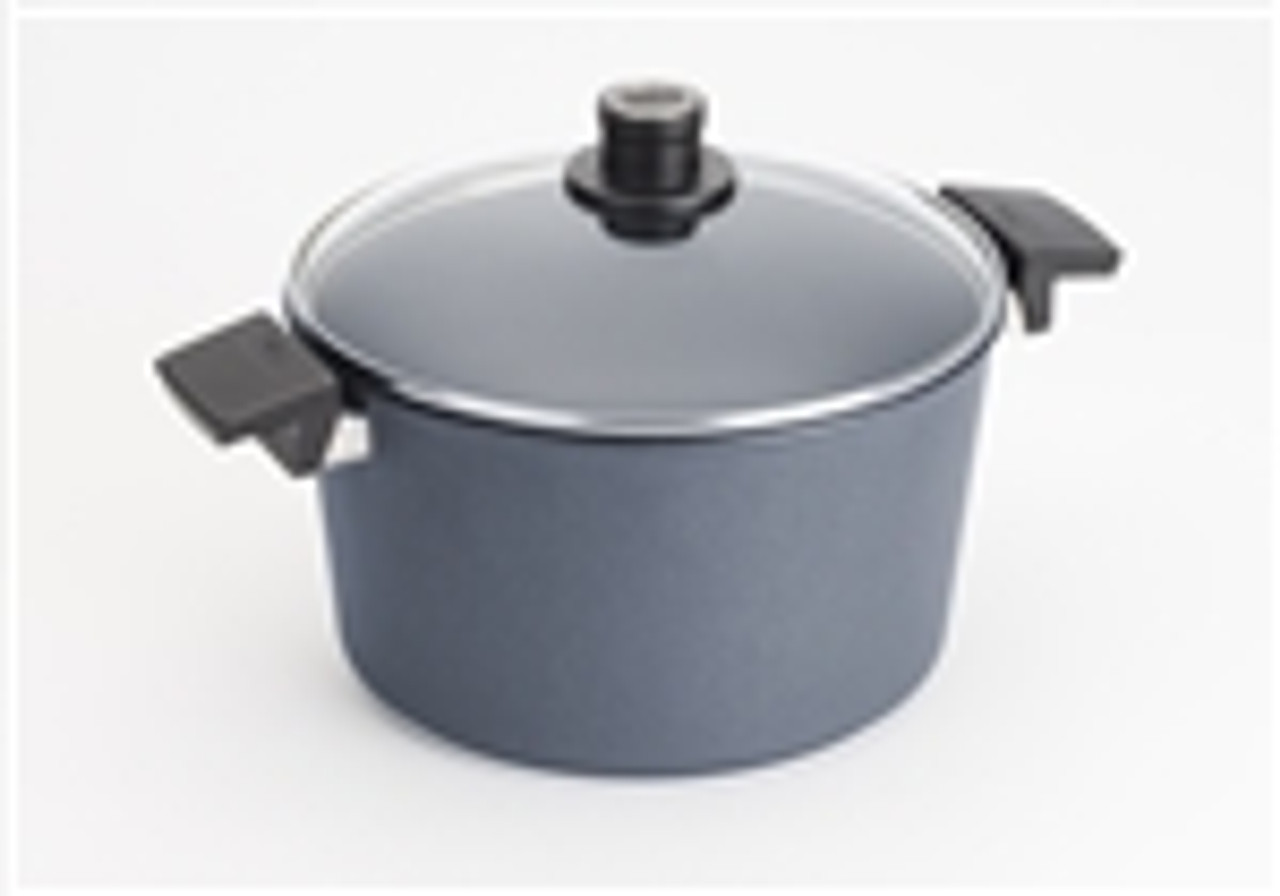 "Diamond Plus Induction, Stockpot w/ Lid 7.9 qt., 11"" dia."