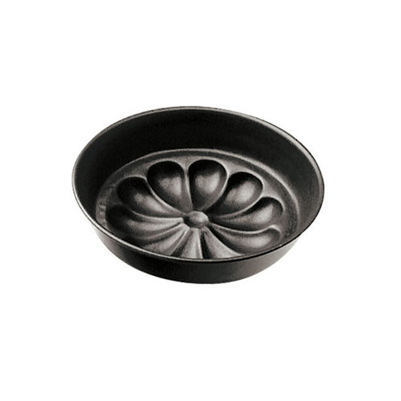 Non-Stick Flower Mold, DIA 7 7/8' X H 2 3/8""
