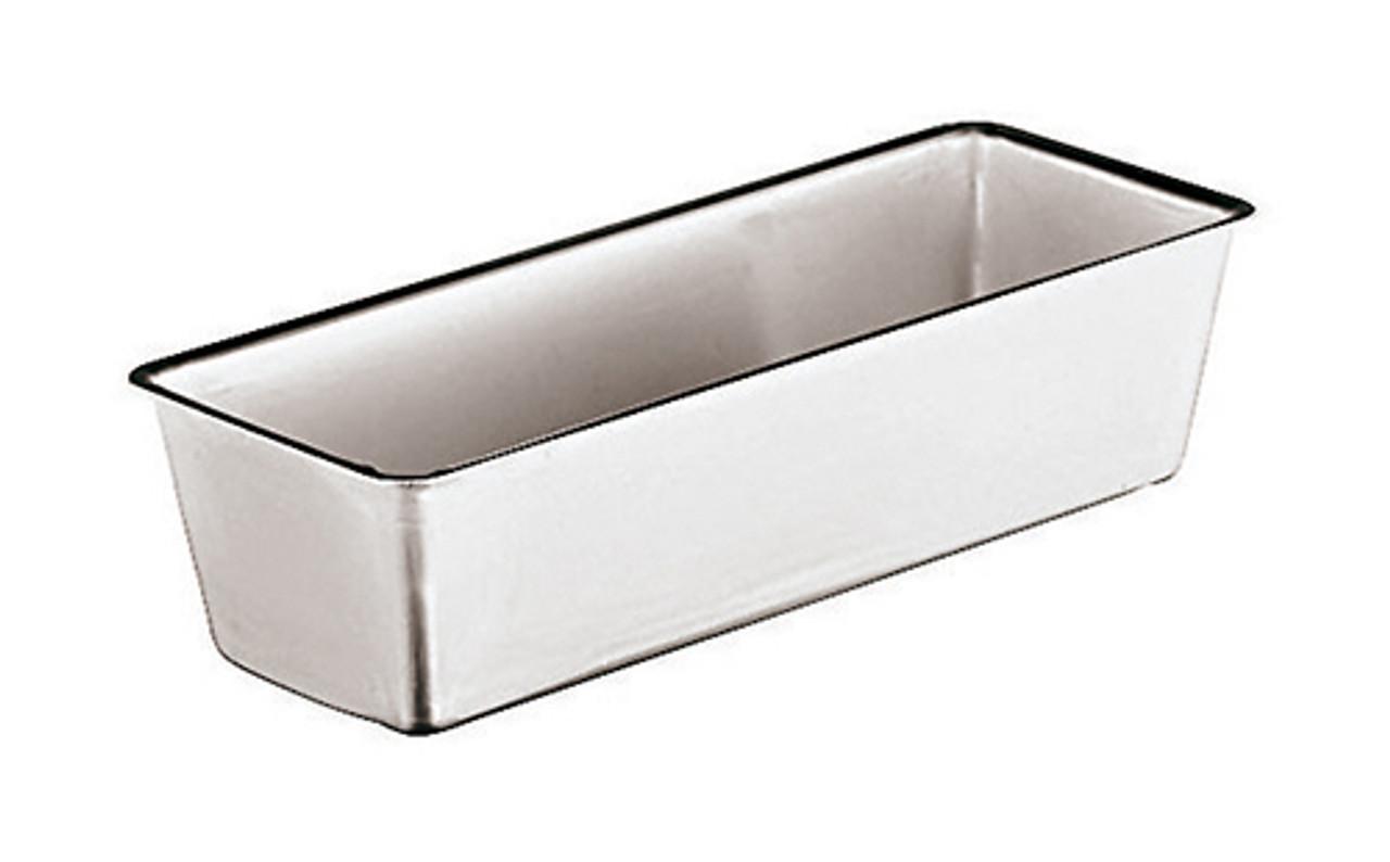 Loaf Pan, Aluminum, 11 7/8 x 4 3/8