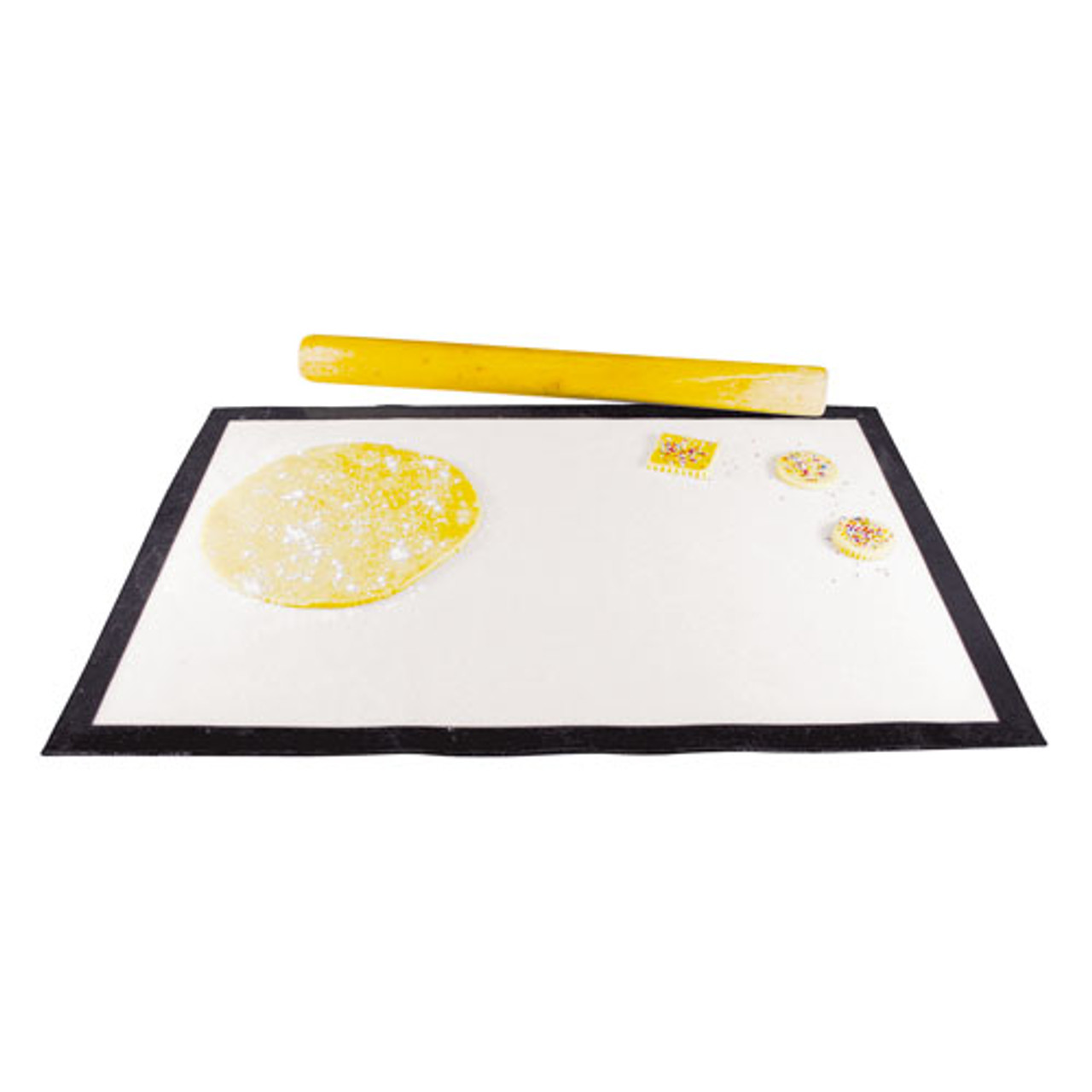 """Counter Pastry Mat, L 25 3/8"""", X W 17 1/2"""""""